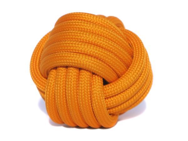 kabel w oplocie pomarańcza