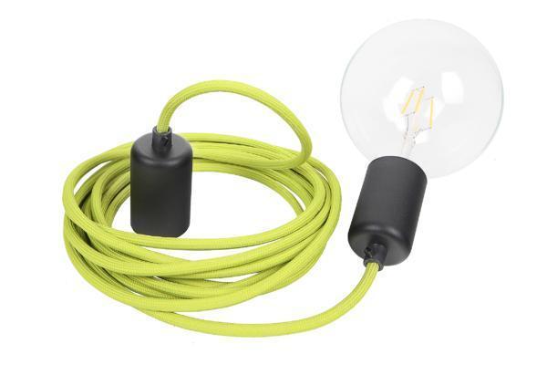 Lampa CableONE metalove / BLACK