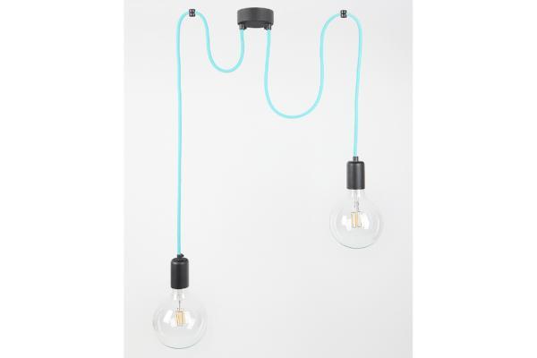 Lampa CableTWO metalove