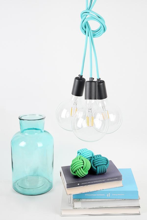 Lampa CableTHREE metalove